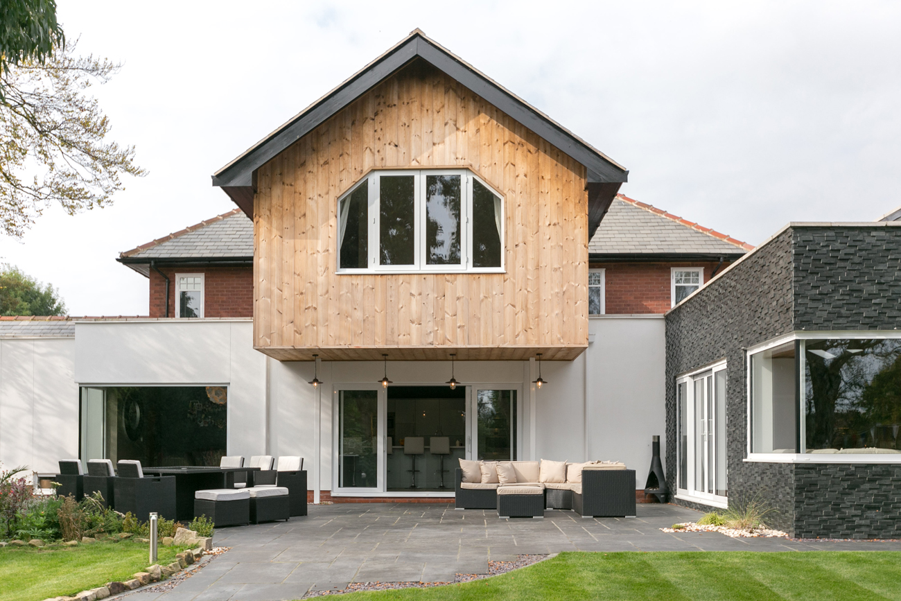 Sda Architecture Beechwood Award Winning House Extension